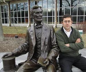 Robert Heshy Bucholz is seen in this undated photo.