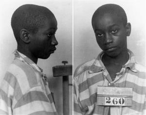 This photo provided by the South Carolina Department of Archives and History shows 14-year-old George Stinney Jr.