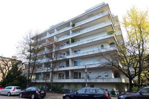 The 1,400 artworks languished for decades in this Munich apartment block.