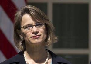 A file photo of Cornelia Pillard, President Obama's nominee to District of Columbia Circuit Court.