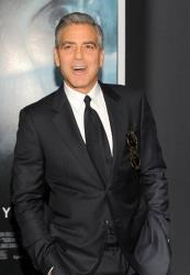 George Clooney is scared of drunk-tweeting: So one drunken night, you come home, and you've had two too many drinks, and you're watching TV, and somebody pisses you off, and you go 'Ehhhhh' and fight back. And you go to sleep, and you wake up in the morning, and your...