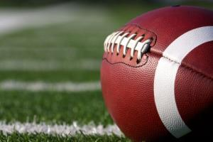 A high school has canceled the remainder of its football season following the appearance of a racial slur on a member's house.