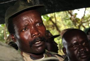 Joseph Kony in a 2006 photo.