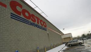 This Dec. 9, 2008 photo shows the Costco store in Colchester, Vt.