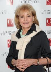 Television journalist Barbara Walters attends a special screening of  Lee Daniels' The Butler hosted by O, The Oprah Magazine at Hearst Tower on Wednesday, July 31, 2013 in New York.