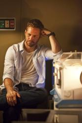 This photo released by Pantelion Films shows Paul Walker in a scene from the film, Hours, directed by Eric Heisserer.