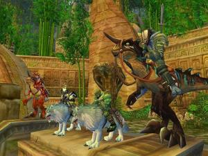This file image from the game World of Warcraft was provided by its publisher, Blizzard Entertainment.