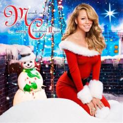 A holiday release by Mariah Carey, Merry Christmas II You. Not since her All I Want for Christmas Is You have we had a real holiday hit.