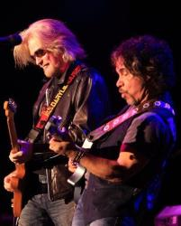 Daryl Hall & John Oates perform in concert at the Sands Event Center on Monday, Sept. 30, 2013, in Bethlehem, Pa.