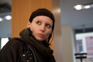 In this film image released by Sony Pictures, Rooney Mara is shown in a scene from The Girl With The Dragon Tattoo.