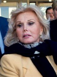 In 1990, Zsa Zsa Gabor was pulled over for having an open alcohol container in her Rolls-Royce (which she was also driving without a valid license) … and then she slapped the cop. She ended up spending 72 hours behind bars.