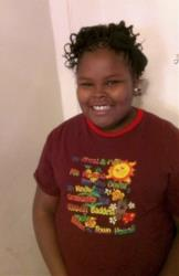This undated photo shows Jahi McMath, who remains on life support at Children's Hospital Oakland nearly a week after doctors declared her brain dead.