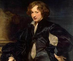 Not the painting in question, but a self-portrait of van Dyck.