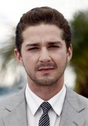 Actor Shia LaBeouf during a photo call for Wall Street: Money Never Sleeps, at the 63rd international film festival, in Cannes, southern France, Friday, May 14, 2010.