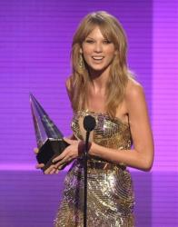For the second year running, Taylor Swift was the No. 1 most charitable celebrity last year, according to an annual list put together by DoSomething.org. Among her good deeds: She donated $100,000 to the Nashville Symphony and headlined an event benefiting an organization that helps homeless youth. Click...