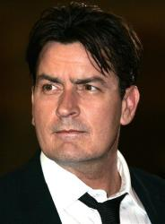 This May 21, 2006 file photo, shows actor Charlie Sheen as he arrives for a screening for a film in Cannes, France.