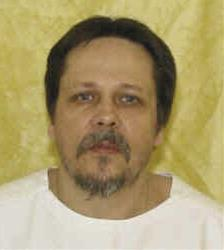 This file photo provided by the Ohio Department of Rehabilitation and Correction shows Dennis McGuire.