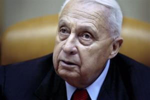 Ariel Sharon in 2005.