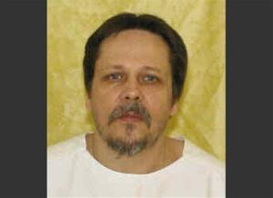 This file photo provided by the Ohio Department of Rehabilitation and Correction shows inmate Dennis McGuire.