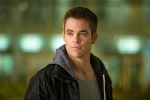 This image released by Paramount Pictures shows Chris Pine in Jack Ryan: Shadow Recruit.
