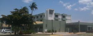 The Charlotte Regional Medical Center, run by Health Management Associates.
