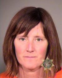 This undated photo provided by the Multnomah County Sheriff's Office in Portland, Ore., shows Rebecca Rubin.