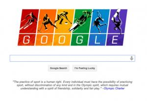 If Vladimir Putin uses Google, he will see this doodle.