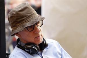 Woody Allen in 2011.