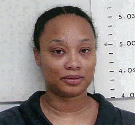 Kristen Rose Smith of Denver, in a police photo.