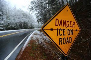 Richard Russell Scenic Hwy 348 is closed near Helen, Ga.