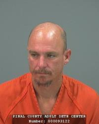 This image provided by the Pinal County Sheriff's office in Arizona shows the booking photo of Joseph Andrew Dekenipp.