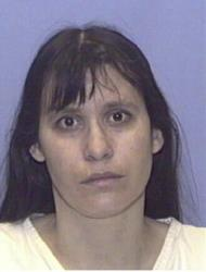 This March 21, 2002 photo made available by the Texas Department of Criminal Justice shows Andrea Yates in Gatesville, Texas.