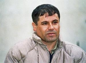 Joaquin Guzman Loera, in 1993.