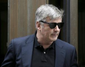 Alec Baldwin leaves criminal court in New York, Tuesday, Nov. 12, 2013.