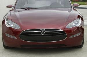 Best overall: Tesla Model S electric sedan