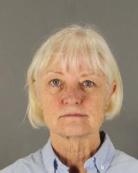 Marilyn Jean Hartman's police mugshot.