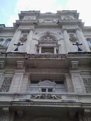The National Museum of Fine Arts in Havana.