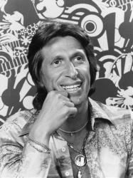 This July 13, 1977 file photo shows comedian David Brenner. On Saturday, March 15, 2014, publicist Jeff Abraham announced Brenner has died at the age of 78.