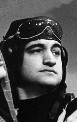 In this 1971 photo from The Second City archives is John Belushi.