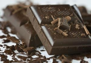 Researchers are emphasizing the benefits of dark chocolate.
