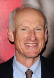 In this Nov. 4, 2009 fphoto, actor James Rebhorn attends the premiere of The Box in New York.