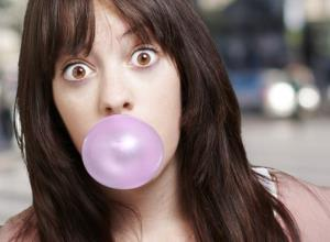 Americans are opting for sugar-free gum these days.