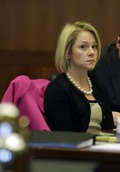Former Christie aide Bridget Anne Kelly.