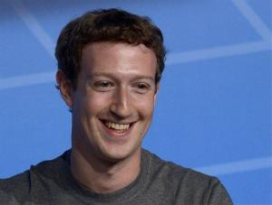 FILE - This Feb. 24, 2014 file photo shows Facebook Chairman and CEO Mark Zuckerberg during a conference in Barcelona, Spain. An advocacy group affiliated with Zuckerberg launched a nationwide ad on Monday that implores House Republicans to act this election year on legislation overhauling the nation's immigration system.