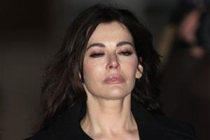 Celebrity chef Nigella Lawson, leaves Isleworth Crown Court in London, Thursday, Dec. 5, 2013.