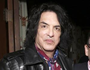 This Feb. 10, 2013 file photo shows Paul Stanley from the band KISS at a Grammy Party hosted by Lucian Grainge in Los Angeles.