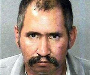 This undated photo provided by the Tulare County, Calif., District Attorney shows Jose Manuel Martinez.