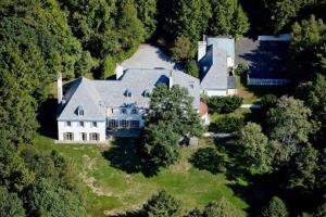 This August 2010, file photo, provided by Barbara Cleary's Realty Guild shows the New Caanan, Conn., estate of Huguette Clark, a copper heiress.