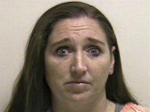 This file photo provided by the Utah County jail shows Megan Huntsman.
