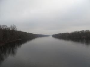 An image of the Delaware River.